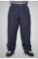 Чоловічі спортивні штани сині, фото 1