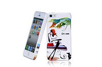 Ou.case Urban songs protective case for iPhone 5/5S
