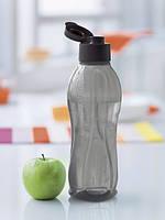 Эко-бутылка 1 л Tupperware в черном цвете