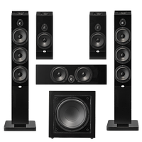 NHT  Dolby Atmos  MS Tower 5.0.4 System