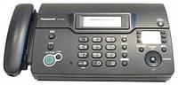 Факс Panasonic KX-FT932 на термобумаге, бу