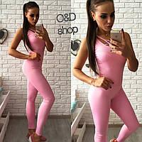 Женский модный комбинезон для фитнеса (3 цвета)