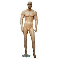 Мужские манекены в полный рост (реалистичные)