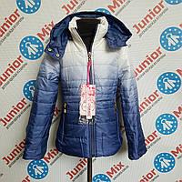 Подростковая демисезонная куртка на девочку оптом GRACE, фото 1