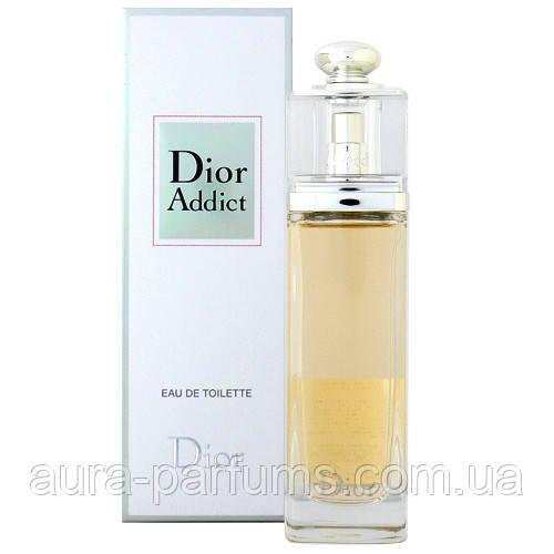 Christian Dior Addict edt 50 ml. w оригинал  продажа f41ec1dfa64b7