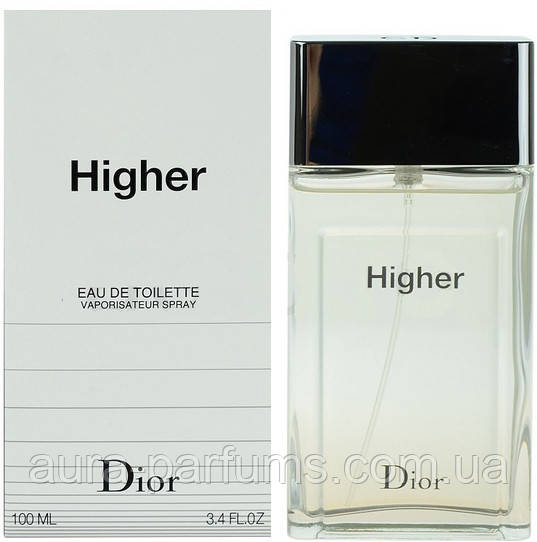 Christian Dior Higher edt 100 ml. m оригинал
