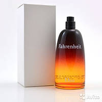 Christian Dior Fahrenheit Тестер edt 100 ml. m оригинал