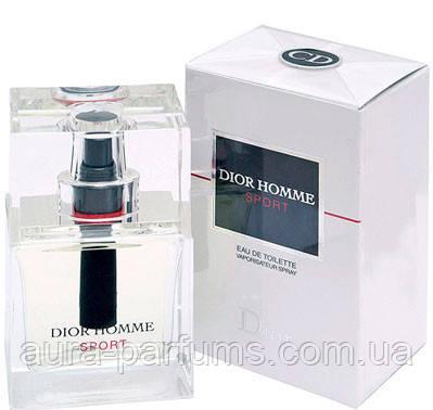Christian Dior Homme Sport Edt 100 Ml M оригинал продажа цена в