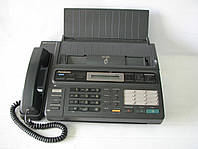 Факс Panasonic KX-F130 BX на термобумаге, бу
