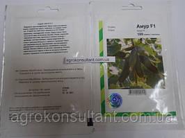Семена огурца Амур F1 (Бейо / Bejo/ АГРОПАК+) 100 семян — партенокарпик, ультра-ранний гибрид (40-45 дней)