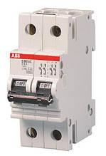 Автоматический выключатель S282UC-Z1 2p 1A ABB