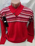Молодежный мужской качественный  свитер 44-48 рр
