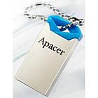 Флешка Apacer AH111 8Gb blue, фото 3