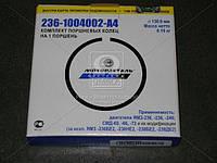 Кольца поршневые ЯМЗ 236,238,240 П/К (МОТОРДЕТАЛЬ)