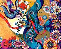 Картины по номерам 40×50 см. Весна Художник Дэвид Галчутт