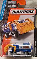 Matchbox Custom Super Treasure Hunt GARBAGE GULPER 14/125 Real Riders   (Канада)