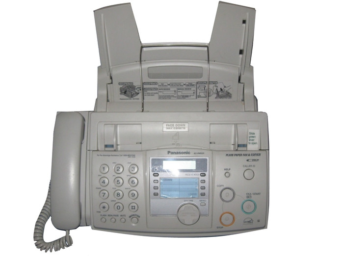 Факс Panasonic KX-FHD331, бу