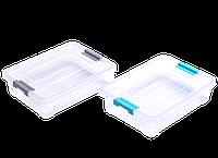 Контейнер прямоугольный Smart Box 0,4л