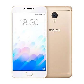 Смартфон Meizu M3 16GB (Gold)
