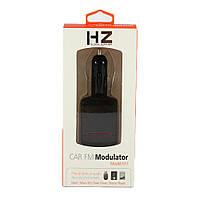 Автомобильный FM модулятор FM MOD. H11 с пультом управления, mp3 fm модулятор в авто, трансмитер