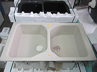 Мойка кухонная гранитная Franke CALYPSO COG 620  (сахара)