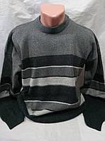 Мужской теплый зимний свитер 50-54рр
