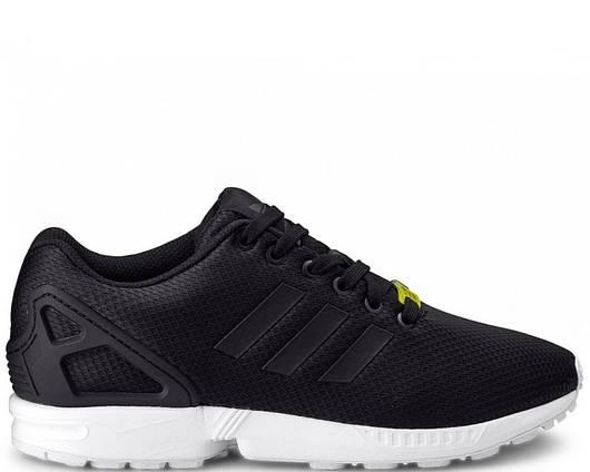"""Мужские кроссовки  Adidas ZX Flux """"Black"""""""