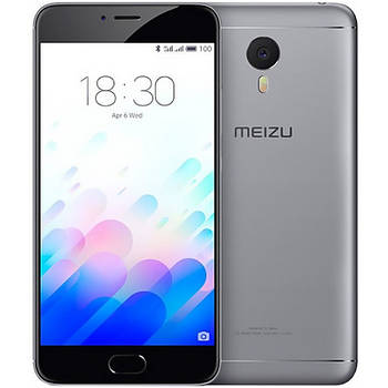 Смартфон Meizu M3 16GB (Gray)