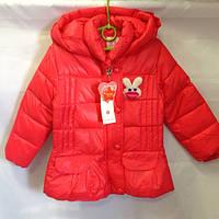 Пальто детское на весну