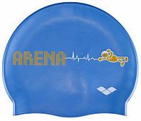 Шапочка для плавания детская Arena Kun Cap