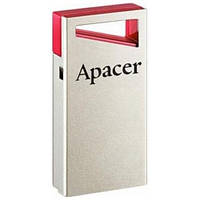 Флешка Apacer AH112 16Gb red