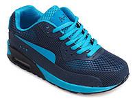 Женские кроссовки  NEON BLUE