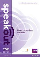 Speakout Upper-Intermediate Workbook with Key. Second Edition (Второе издание)