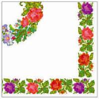 Салфетка La Fleur бабушкина скатерть