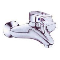 Смеситель для ванны Haiba Disk короткая 009