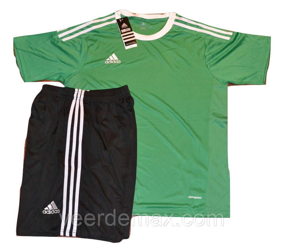 Футбольная форма игровая  ( цвет - зеленый )