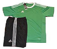 Футбольная форма игровая Adidas ( цвет - зеленый )