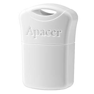 Флешка Apacer AH116 16Gb white