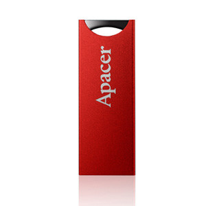 Флешка Apacer AH133 8Gb red