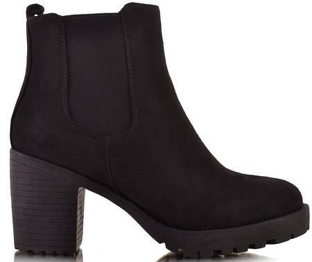 Женские ботинки AMBER