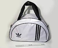 Спортивная женска сумка Adidas, женская фитнес сумка реплика, фото 1