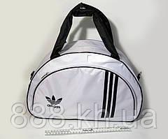 Спортивная женска сумка Adidas, женская фитнес сумка реплика
