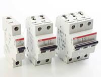 Автоматические выключатели серии S200, SH200 переменного тока 6кА ABB