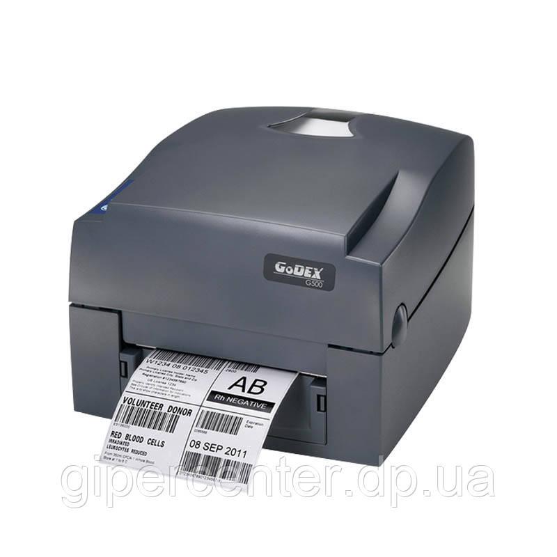 Принтер для печати этикеток Godex G530 UES, 300 dpi