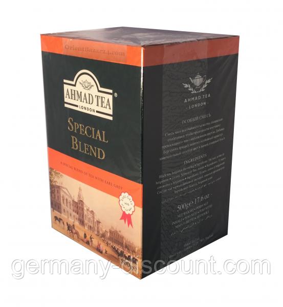 Чай черный с бергамотом Ahmad Tea 500гр (Германия)