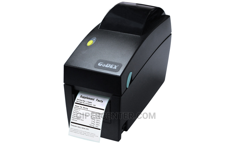 Принтер этикеток Godex DT2 plus