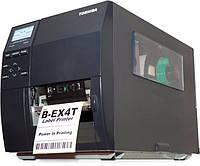 Термотрансферный принтер для промышленной печати этикеток Toshiba-TEC B-EX4T2 (300 dpi)