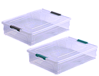 Контейнер прямоугольный Smart Box 3,8л