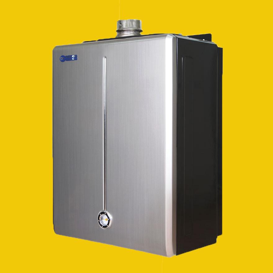Газовый конденсационный котел Daewoo DGB-160 MES (18.8кВт)