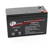 Батарея к ИБП 12V 7AH VRLA/ PGS7-12 PROLOGIX (PGS7-12)